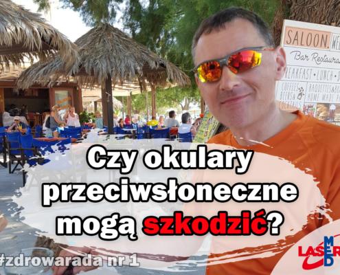 Zdjęcie doktora Pawła Grzywacza
