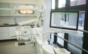 Unit w gabinecie stomatologicznym LASERMED