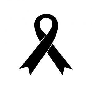 symbol raka piersi