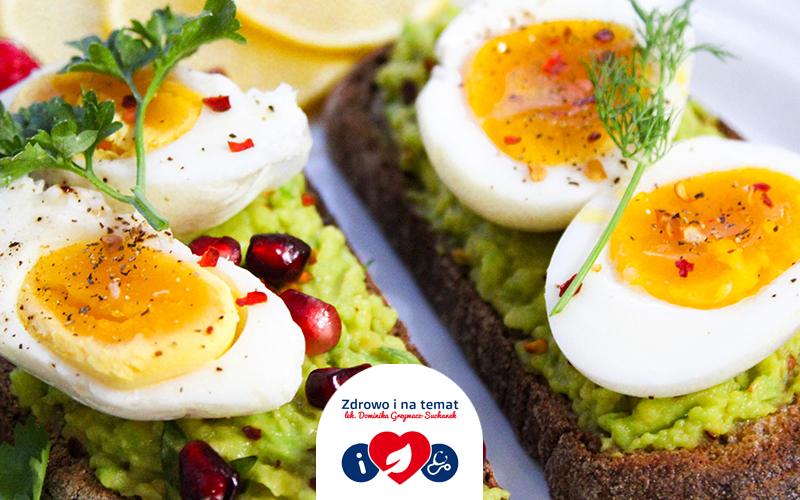 Kiedy jedzenie jajek jest zdrowe?