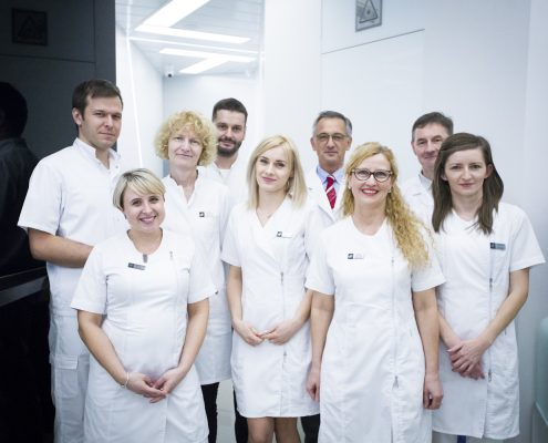 Centrum medyczne w Małopolsce