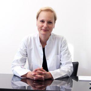lek. Anna Gąsiorowska - ginekolog LASERMED