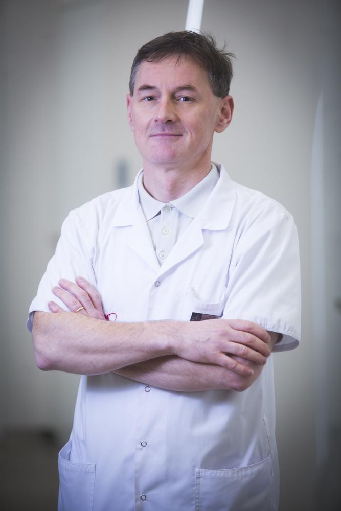 Lekarz Paweł Grzywacz