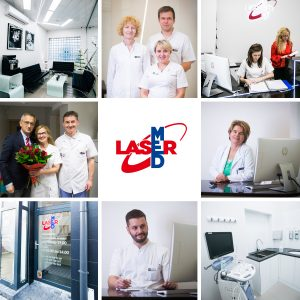 Cennik usług LASERMED Nowy Targ