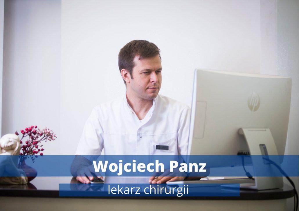 Doktor Wojciech Panz- specjalista laserowego usuwania żylaków