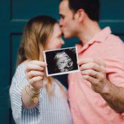 para po badaniu USG w ciąży