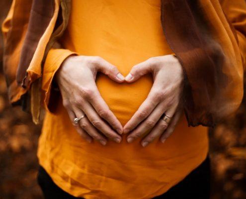 kobieta w ciąży chorująca na cukrzyce