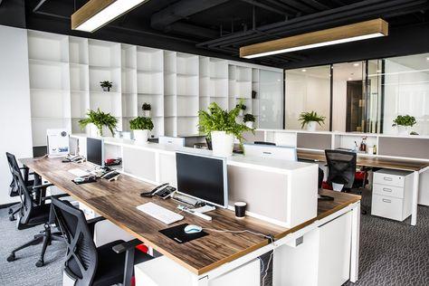 praca w biurze, głównie na siedząco