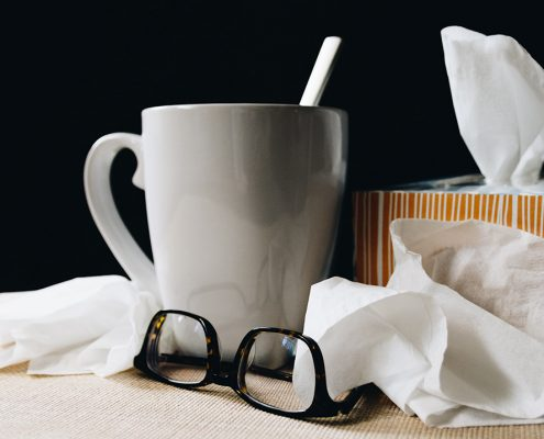 choroby które zmniejszają odporność
