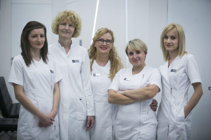 kobieca część kliniki LASERMED