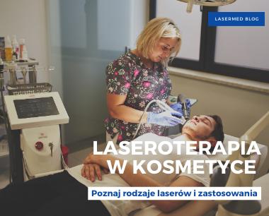 laseroterapia w kosmetyce