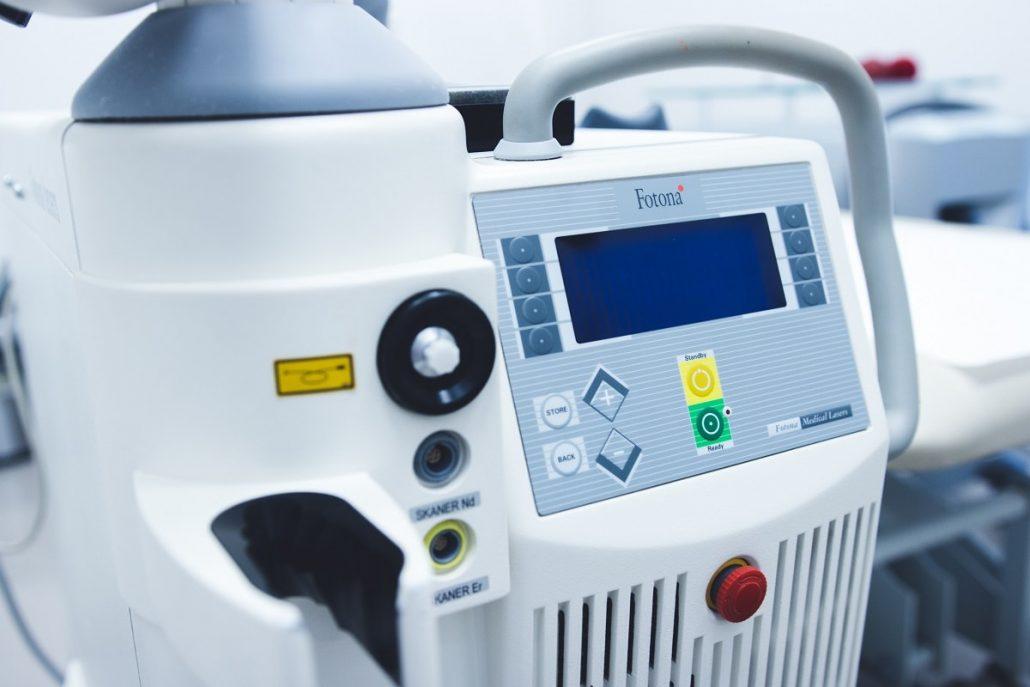 laser frakcyjny - labioredukcja