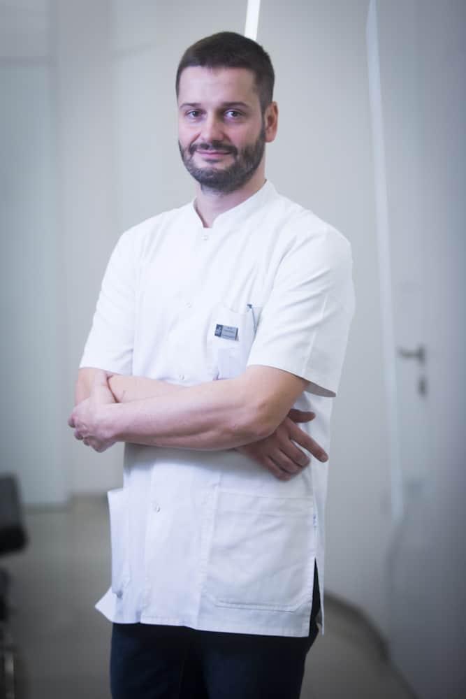 Lekarz ortopedii Wojciech Chowaniec