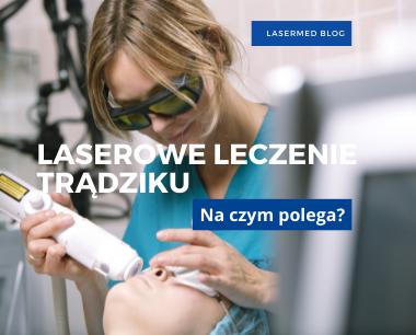 Laserowe usuwanie trądziku LASERMED