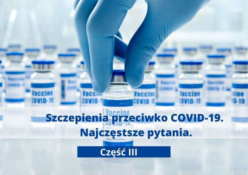 Pytania o szczepienia na COVID-19